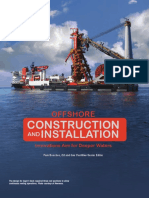 Offshore Construction and Installation Innovations Aim for Deeper Waters