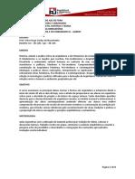 1_2016 - HISTÓRIA III - Ementa e Programa Da Disciplina