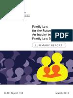 Alrc Report 135 Summary Report Web