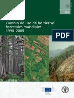 FAO Reporte de cambio de uso tierras Forestales mundiales.pdf