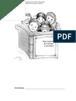 Propuesta Del Plan Individual Remedial de Lectura y Escritura Jjlb 2018