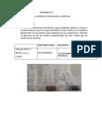 Bioquimica 2 - InFORME N 3 y 4