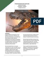 Tyrannosaurus Rex Hatchling - Blood In The Bone