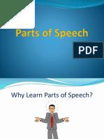 1. Parts of Speech