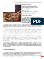 Comentario sobre Giotto