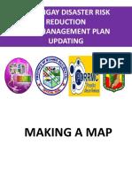 Creating CBDRM Map Region X