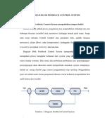 DIAGRAM BLOK FEEDBACK CONTROL SYSTEM (Autosaved).docx