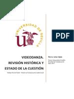 VIDEODANZA. REVISIÓN HISTÓRICA Y ESTADO DE LA CUESTIÓN.pdf