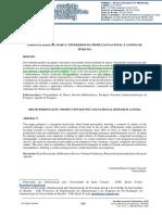 PERSONALIDADE DE MARCA ITINERÁRIOS DA PRODUÇÃO NACIONAL E AGENDA DE PESQUISA