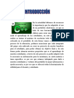introduccion de la weebly