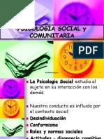 Definiciones Psicologia Social