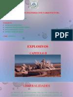 Explosivos - Caminos II