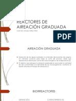 Reactores de Aireación Graduada