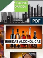 Maquinaria Industrial - Bebidas