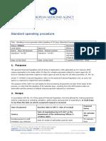 Standard Operating Procedure Handling Invoice Payment Within Deadline 30 Days Standard Payments En