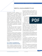 Chapter 8-Environmental Management Plan