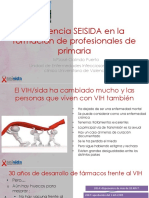 1 Epidemiología de La Infección Por El VIH Pepa Galindo