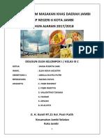 ANEKA RAGAM MASAKAN KHAS DAERAH JAMBI 2.docx