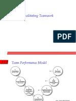 Team Performance Model