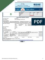 MSME Certificate SEC