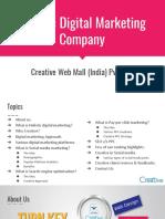 Digital Marketing Ppt 2018 Slideshare