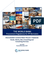 Procurement Regulations for IPF Borrowers Revised November 2017.pdf