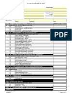 Standard Production Budget Template Micro Budget (1)