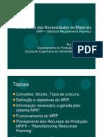 MRP_2009_v01