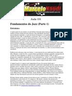 Fundamentos do jazz