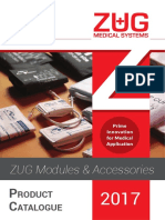 Zug Medical Accessories Catalog