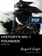 History's Number 1 Founder - Book 05