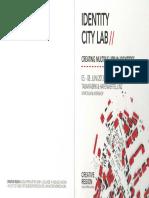 13 | Identity City Lab. Creating Multiple Urban Identities. Linz | Austria