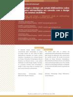 Antropologia e Design Um Estudo Bibliometrico Sobr