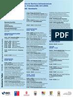 16 | Conferencia BID. Programa de Revitalización de Barrios e Infraestructura Patrimonial Emblemática | Chile