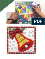 Mosaico Natal