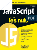 JavaScript Pour Les Nuls