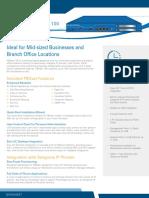 PBXact-100-Datasheet