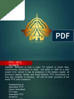 Ptv Presentation