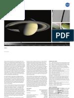 Saturn Lithograph