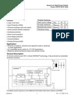 Infineon Bts134d Ds v01 03 En