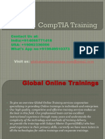 CompTIA Training | CompTIA Online Training - Global Online Training