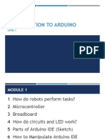 RoboTek Arduino Level 1