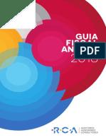 RCA Guia Fiscal AO 2018