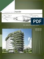 3. Modelos de Actuación de La Arq. Bioclimatica