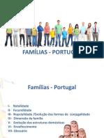 Famílias - Portugal