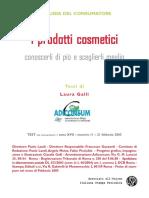 (XVII numero 11) I prodotti cosmetici.pdf