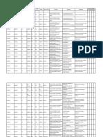 Lista de Ubicación de Casillas JD01