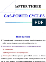 CHAP 3 Gas - Power Cycles