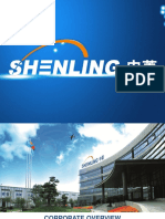 Company Profile (English)_Shenling 2017(1) Bangladesh Market