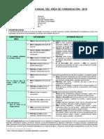 1. Programación anual Comunicación 1ro-2019-  Final - copia (2).docx